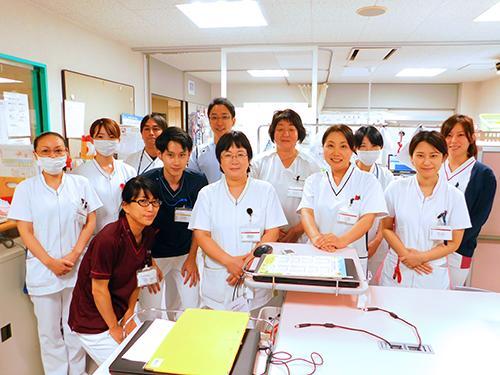 さいわい鶴見病院の写真3001