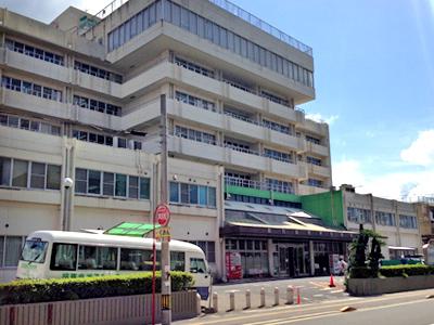 鹿児島徳洲会病院の写真