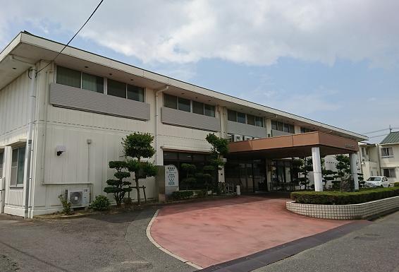 長島中央病院の写真1