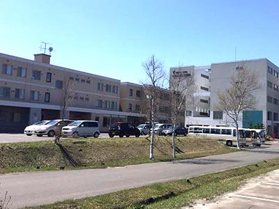 札幌トロイカ病院の写真