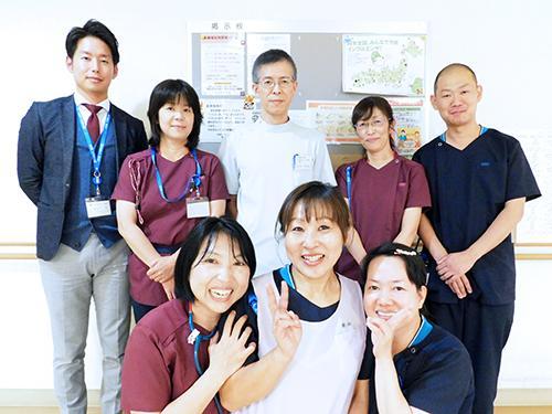 光寿会リハビリテーション病院の写真