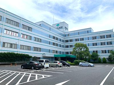 島田台総合病院の写真1