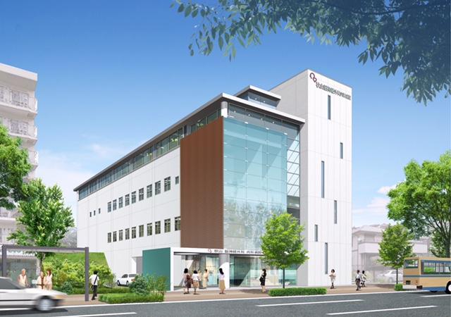 秋山脳神経外科病院の写真1