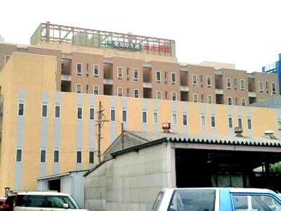 海南病院の写真1