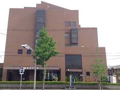 茨木みどりヶ丘病院の写真
