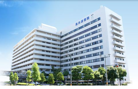 呉共済病院の写真1
