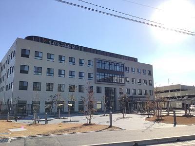 小倉きふね病院の写真1