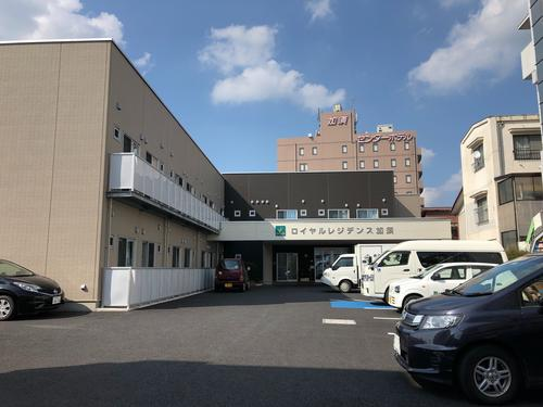 ロイヤルレジデンス加須の写真