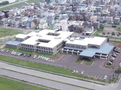 江別地域複合型ライフケアセンター 夢あかりの写真