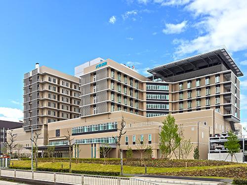 大同病院の写真