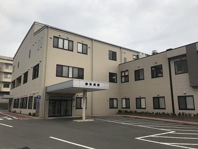 御所病院の写真1