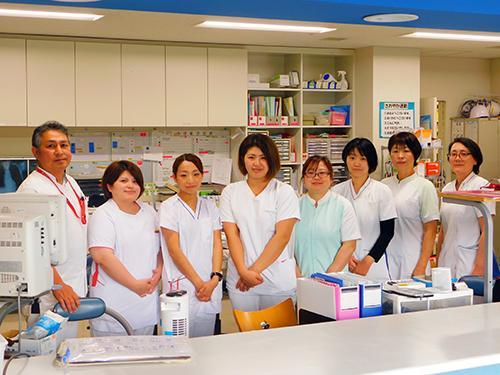 豊後荘病院の写真
