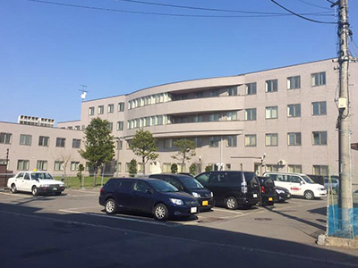あしりべつ病院の写真