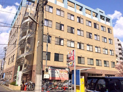三井病院の写真