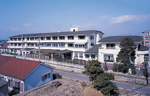 老人保健施設サンバーデン