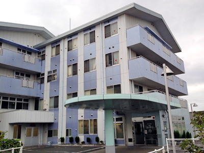芳川病院の写真