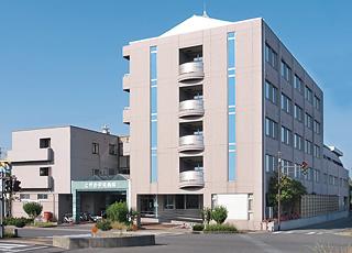 とやの中央病院の写真1