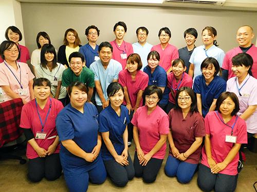 ケアーズ訪問看護リハビリステーション仙台東の写真1