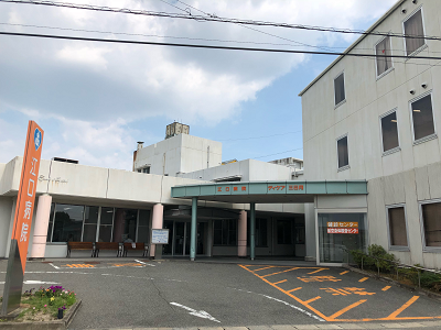 江口病院の写真1