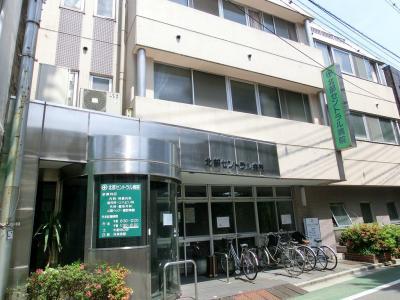 赤羽東口病院の写真1