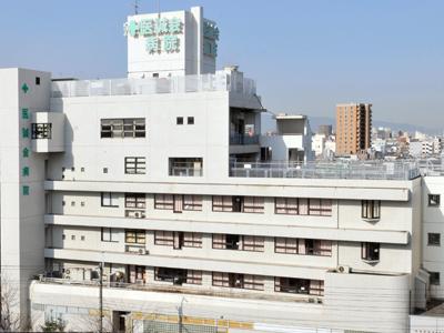 医誠会病院の写真1