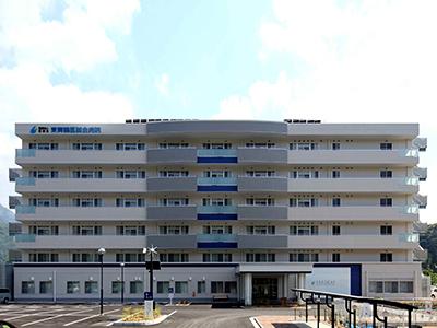 東舞鶴医誠会病院の写真1