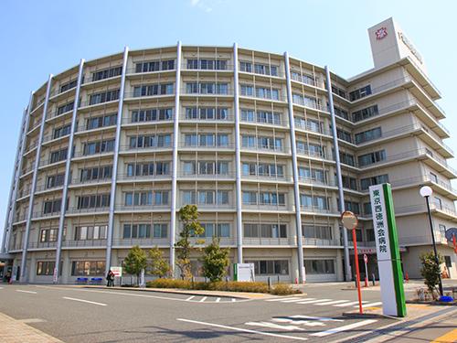 東京西徳洲会病院の写真1