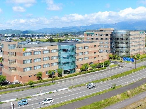 新発田リハビリテーション病院の写真1