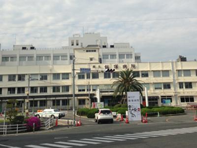 飯塚病院の写真1
