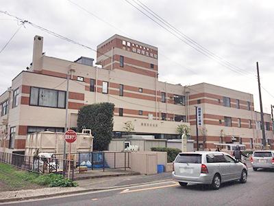 朝霞厚生病院の写真1