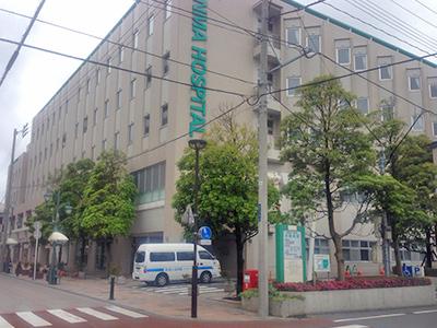 本間病院の写真1