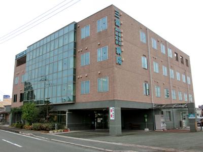 三森循環器科・呼吸器科病院の写真1