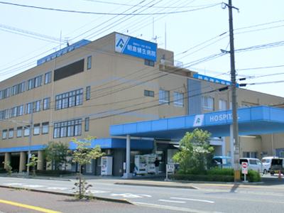 朝倉健生病院の写真1
