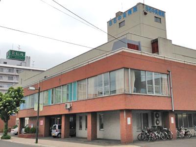 白石中央病院の写真1