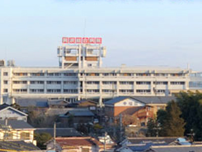 岡波総合病院の写真1